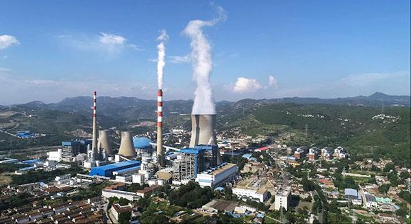 白杨河电厂